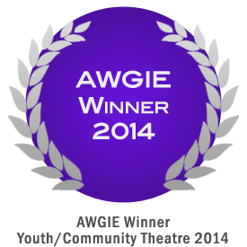 AWGIE Winner Youth/Community Theatre 2014