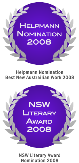 Helpmann Nomination Best New Australian Work 2008