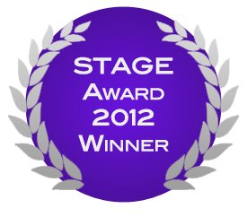 Winner STAGE Award 2012