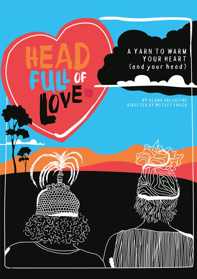 Head Full of Love by Alana Valentine